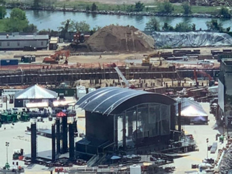 GREENPOINTERS: Are the MTV VMAs on the Greenpoint Waterfront this year?