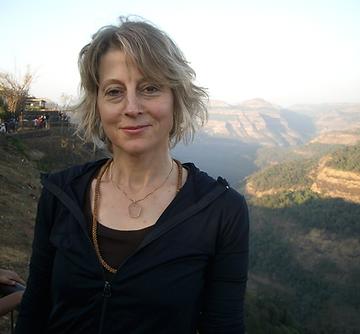 Rebecca Polack Yoga Research Trip to Kaivalyadhama Yoga Institute 2010