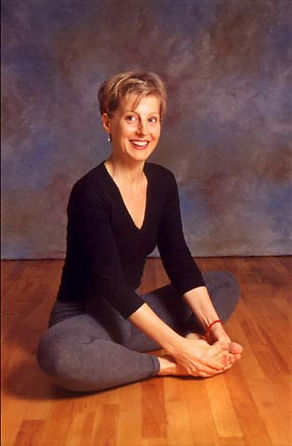 Rebecca Polack Yoga Teacher in NYC 2000