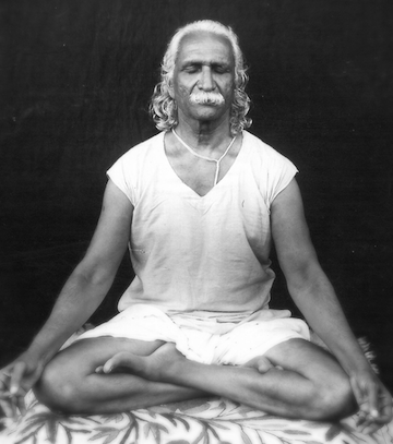 Swami Kuvalayananda and A Definition of Yoga