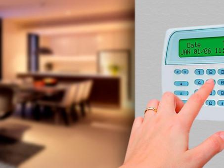 Como funciona o sistema de alarmes residenciais?