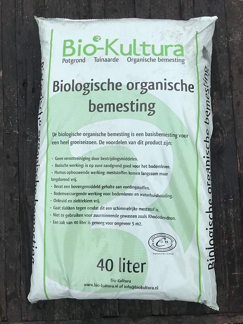 Biologische mestcompost