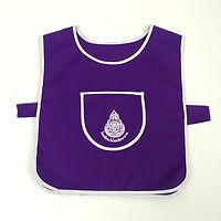 เสื้อเอี้ยมกันเปื้อนเด็กอนุบาลschoolshop