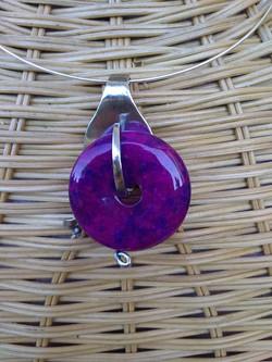 Jade Teintée Purple