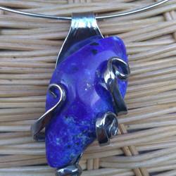 Lapis Lazuli - 22 Grs - Afghanistan