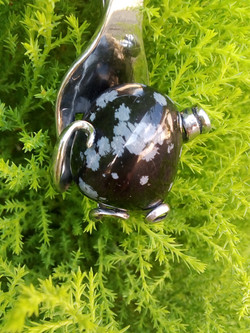 Obsidienne Neige(USA)
