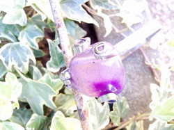 Opale mauve