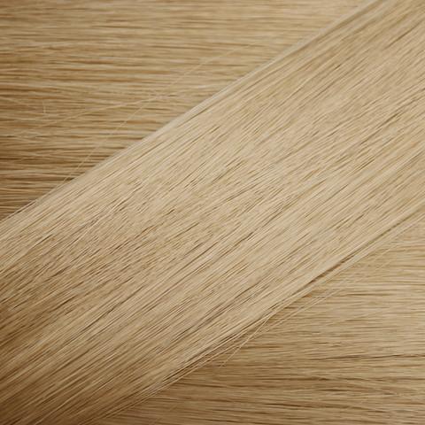 Blond clair Échantillon cheveux