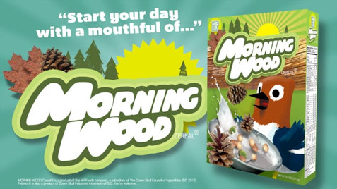 Morning Wood Cereal