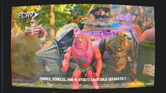 """BIG FUN TOY STORE tv spot • """"Figures Sold Separately"""""""