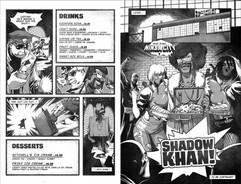 Ninja City Menu - Page 02