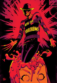 Man of Your Dreams - Freddy Krueger