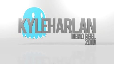Kyle Harlan demo reel 2010