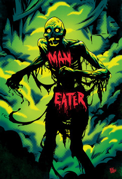 Man Eater - Tar Man