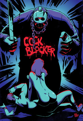 Cock Blocker - Jason Voorhees