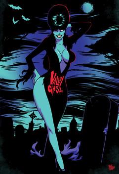 Valley Ghoul - Elvira