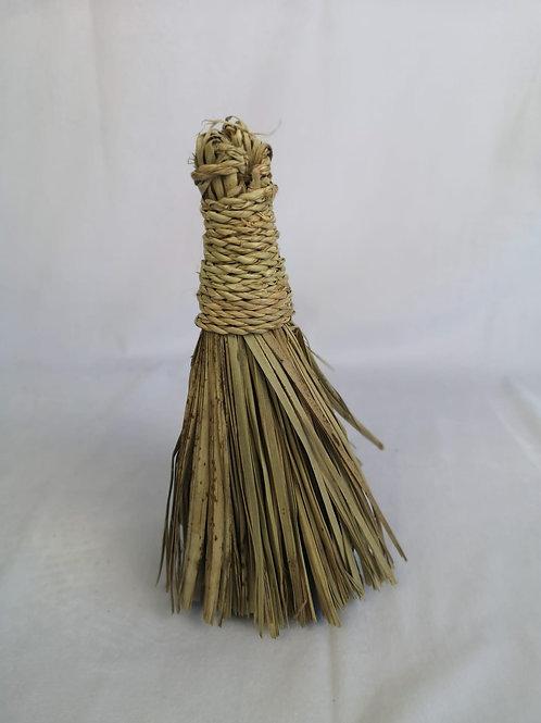 Brosse en feuille de palmier - 26