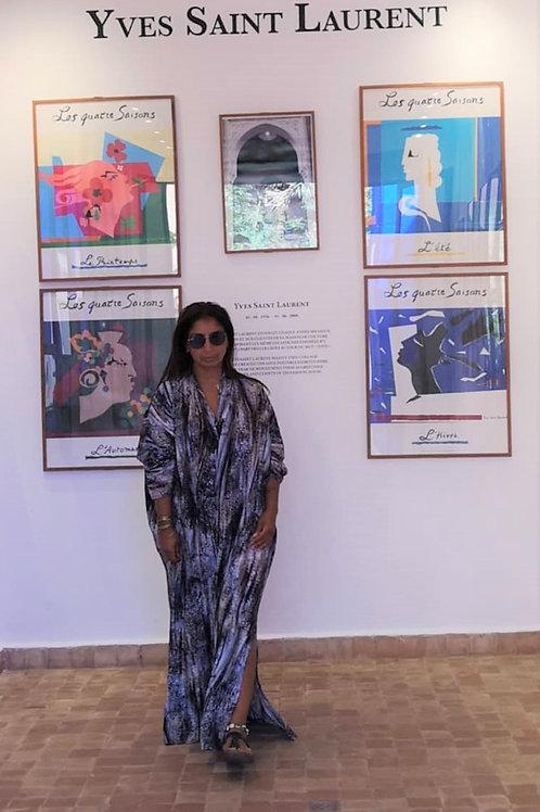 Foukia Houda #01 (bleu)