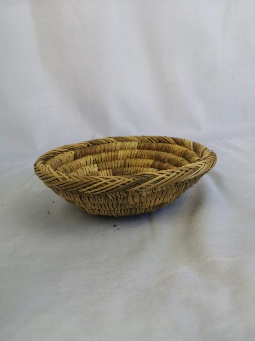Petit panier à pain en Osier - 26x6
