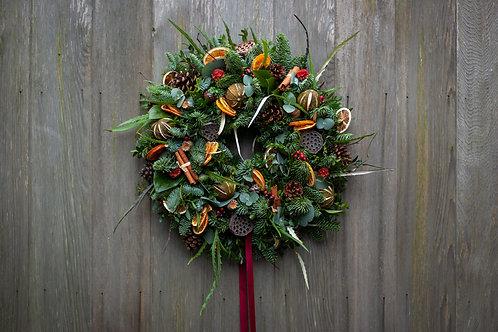 Festive Favourites Wreath