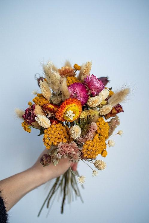 Autumn Dried Bouquet