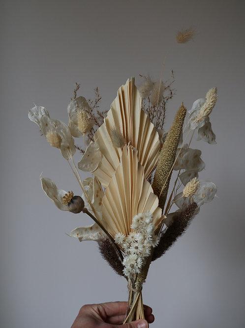 Dried Flower Bouquet - Natural Medium