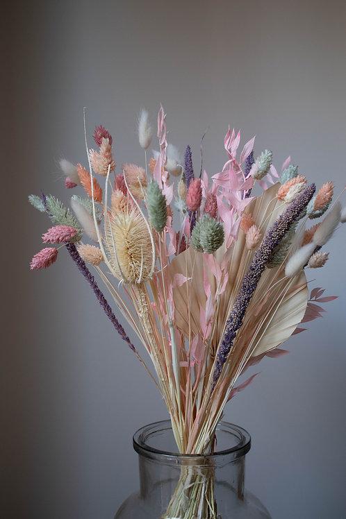 Sugar Plum Shertbert Dried Bouquet