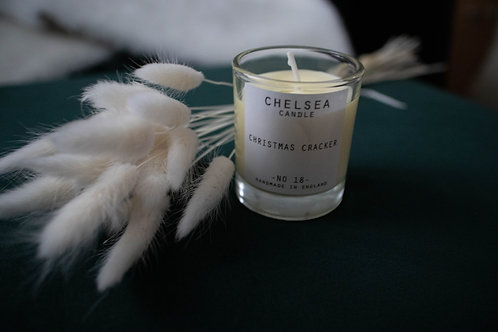 Bunny Tail and Candle Combo