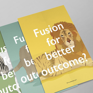 Fusion for better outcome
