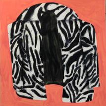 Travis Fish - Versace Faux Zebra