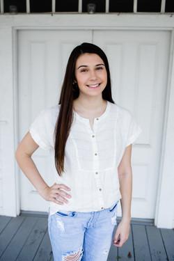 Morgan Franklin - Receptionist