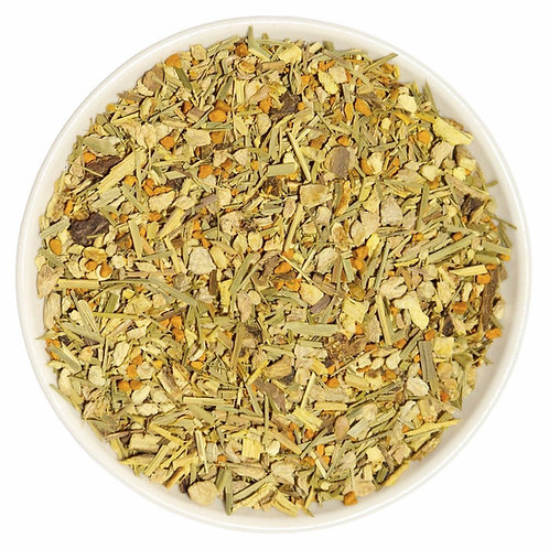 TURMERIC GINGER  IMMUNITY BOOSTER TEA