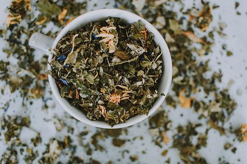 ASHWAGANDHA ADAPTOGENIC GREEN HERBAL TEA