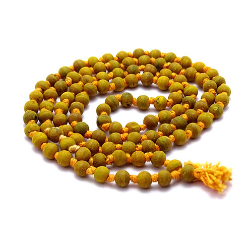 HALDI TURMERIC MALA 108 Beads