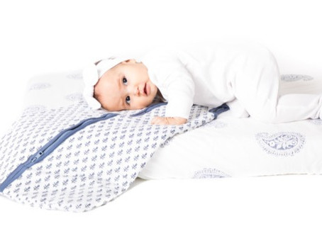 How to keep your baby cool at night during the summer