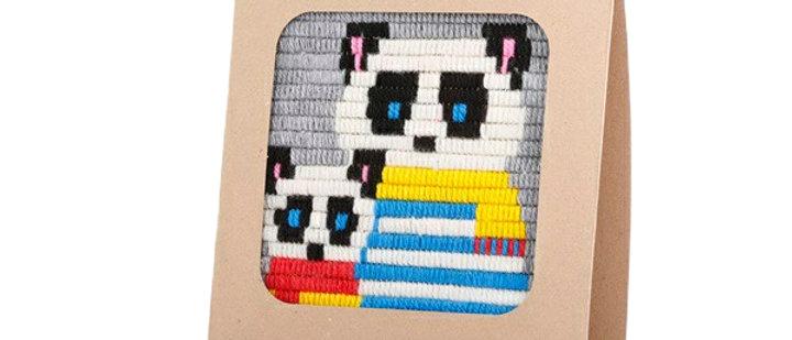 DIY Frame Embroidery Kit