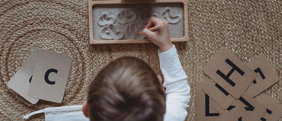 Sand Writing Tray