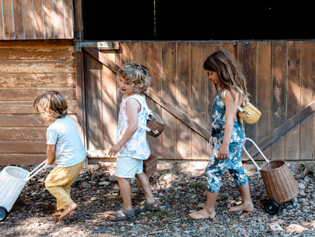 The story behind the brand: Olli Ella