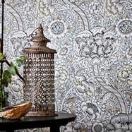 Bacarella Fabrics, Wallpaper