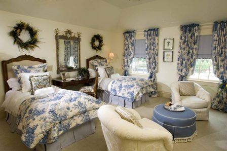 Colts Neck Bedroom Drapes