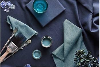Bacarella Fabrics & Paint Coordination