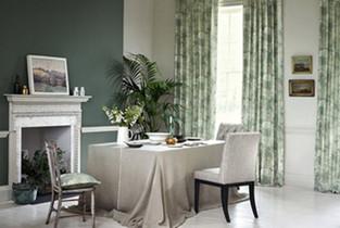 Bacarella Fabrics for Curtains