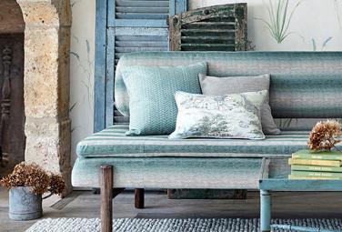 Bacarella Fabrics for Pillows & Accessories