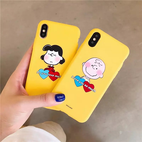Charlie and Lucy Case
