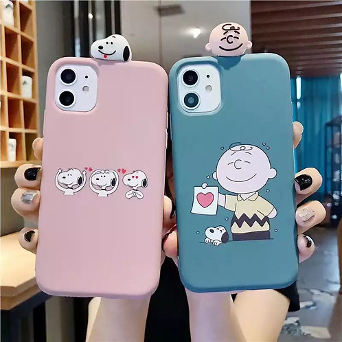 3D CHARLIE/SNOOPY CASE