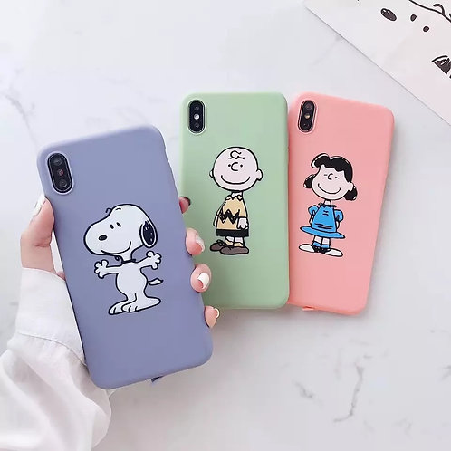 SNOOPY/CHARLIE/LUCY CASE