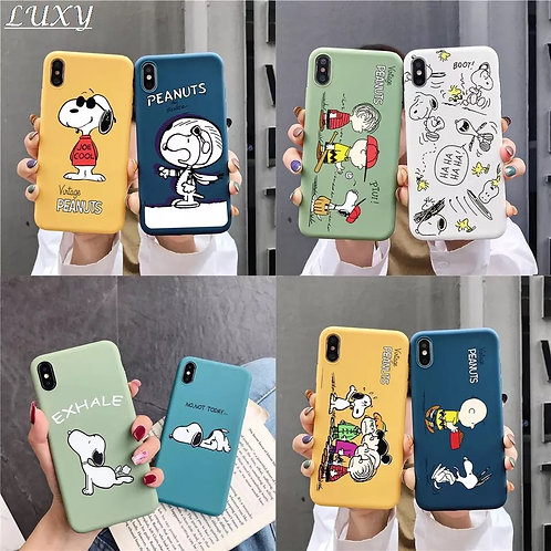 NEW WAVE SNOOPY CASES