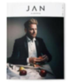 Jan Hendrik van der Westhuizen, Jan the Journal