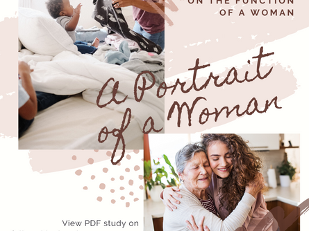 Mother's Day Resource: A 12-Day Study