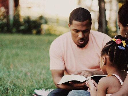 Family Devotional Guide: How to Stay Focused on Jesus